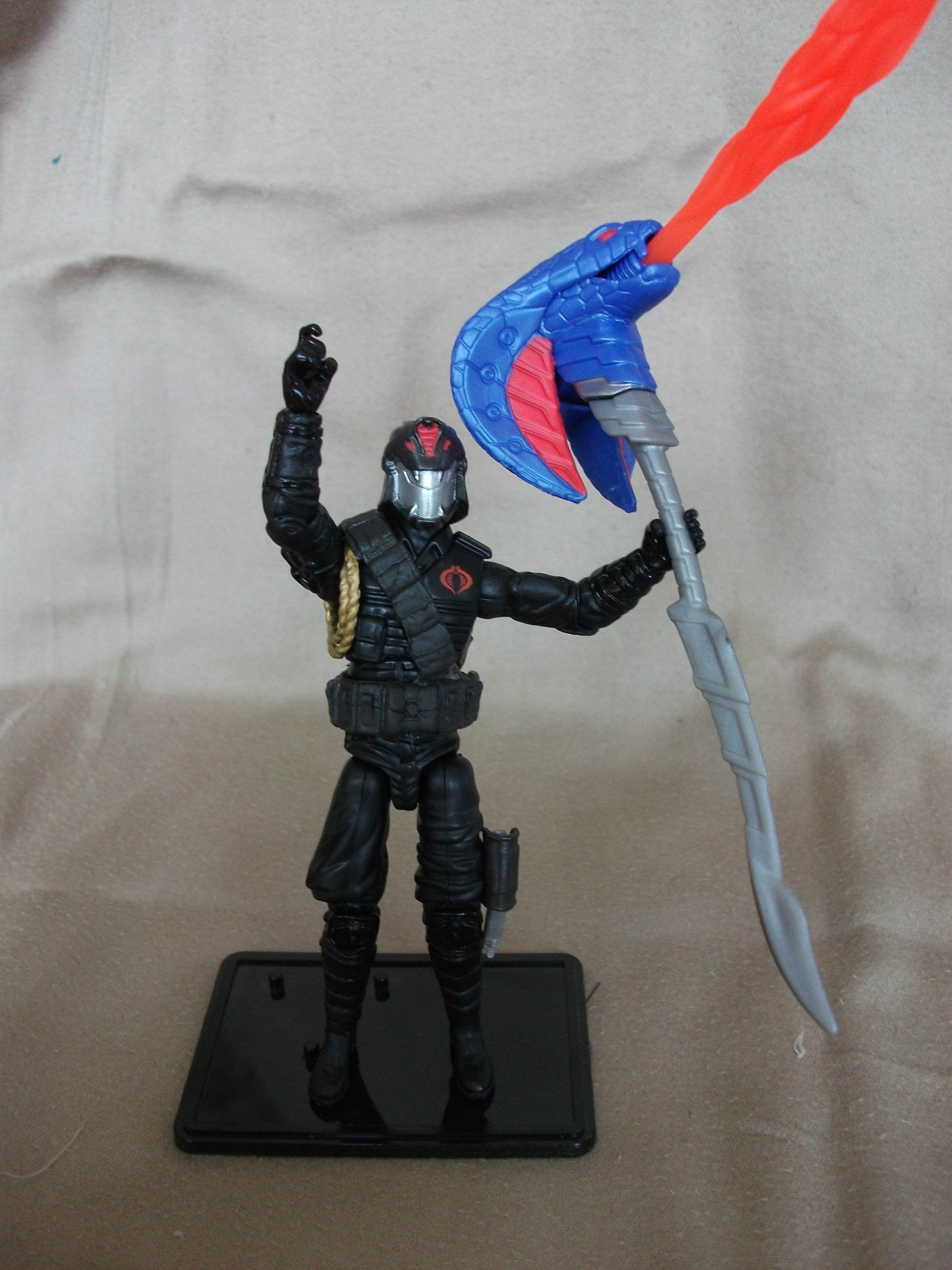 Cobra Commander Retaliation COBRA COMMANDER...