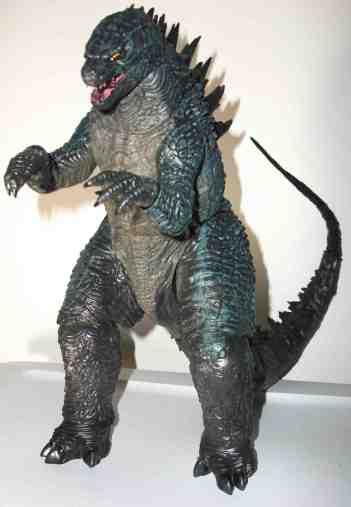 Godzilla 2014 front