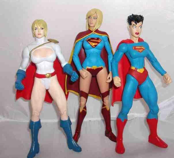DC-Supergirl compare