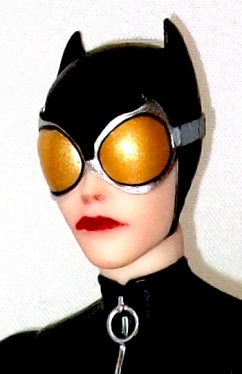DC-Catwoman face