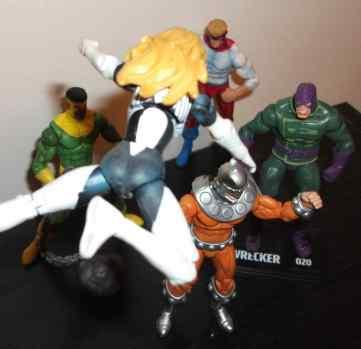 Marv-Thunderball reenact