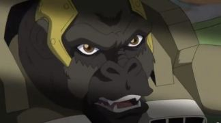 BS-Gorilla animated