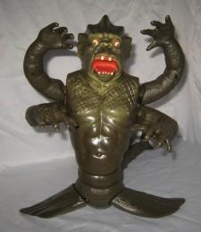 Mattel's Kraken